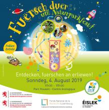 Naturparkfest 04/08/19